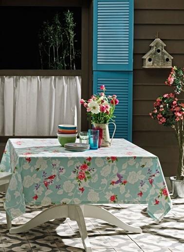 Masa Örtüsü 160x160 cm-TAÇ
